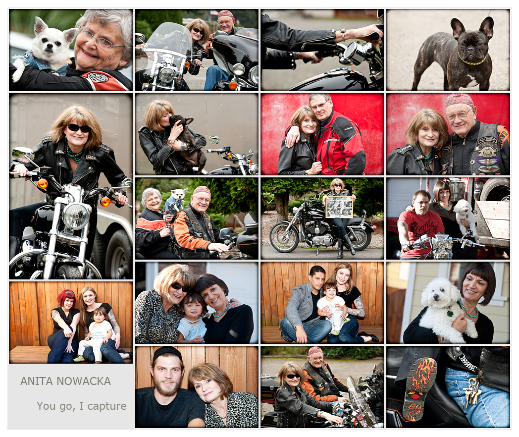 Harley Davidson Family